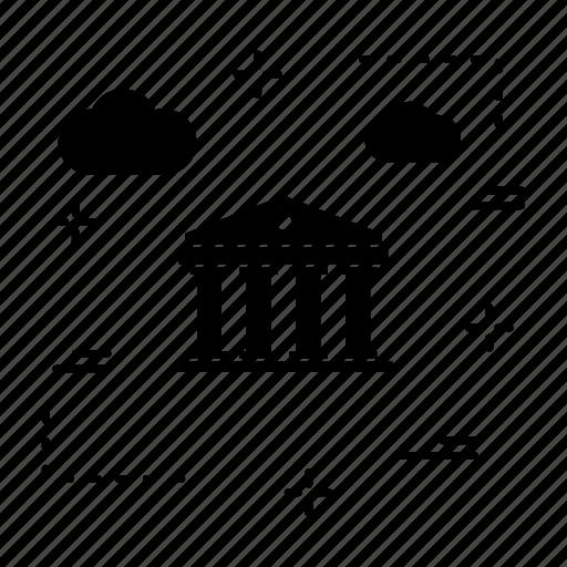 Bank, banker, building, money icon - Download on Iconfinder
