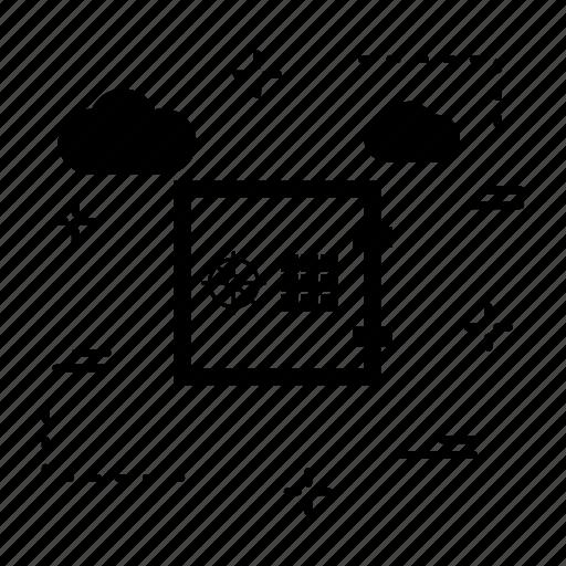 Lock, locker, safe, safer, vault icon - Download on Iconfinder