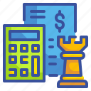 banking, accounting, savings, finances, money icon