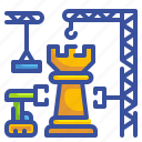 analytics, benefits, good, improvement, plan icon
