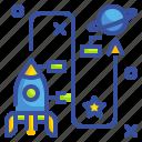 design, idea, management, plan, project icon