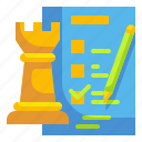 analysis, business, management, planning, strategy icon