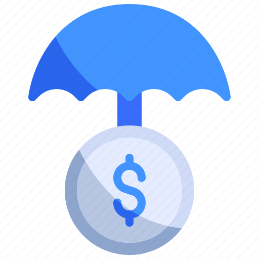finance, insurance, protection icon