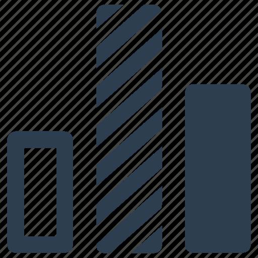 analytics, bar graph, business, finance, keyword rankings, monitoring, statistics icon