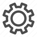 cog, gear, preferences, setting, tool, work