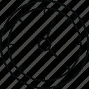 clock, deadline, schedule, time icon