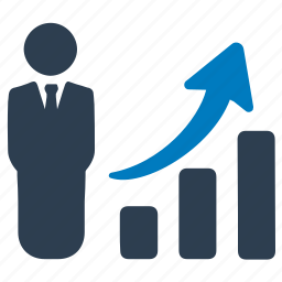 analytics, bar, bar chart, bar graph, business, business chart, progress chart icon