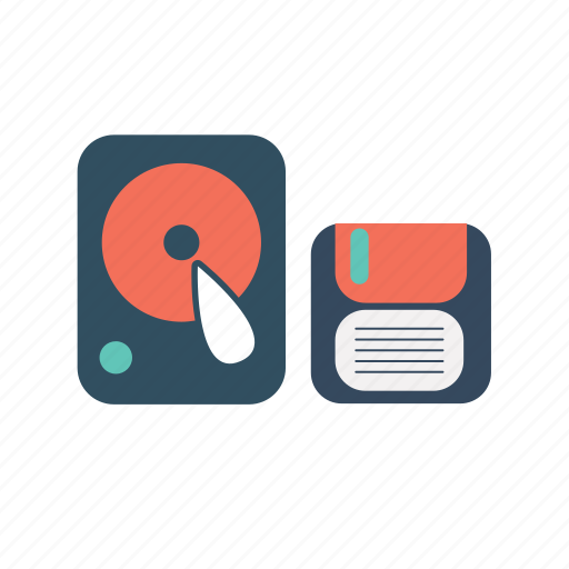 business, data, drive, files, information, management, storage icon