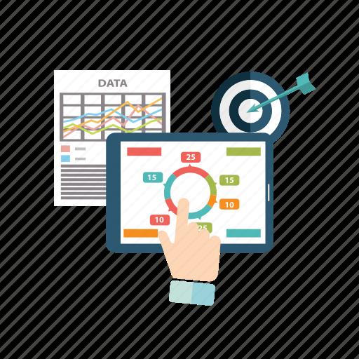 content, management, managing, marketing, optimization, plan, strategy icon