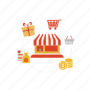 buy, cart, ecommerce, online, online shopping, selling, shopping icon