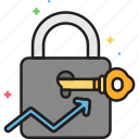 growth, growth hacking, hacking icon