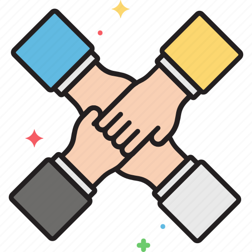 Collaboration, cooperation, partnership, teamwork icon - Download on Iconfinder