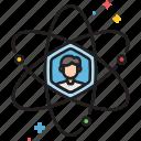 development, personal, personal development icon