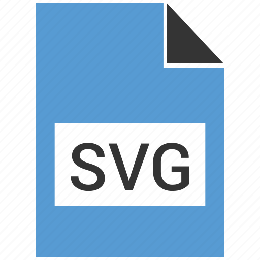 file, vector format icon