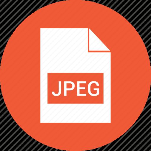 file format, image, jpeg icon