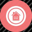 bank, banking, money, online