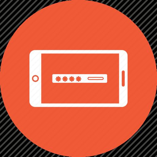 hardware, lock, phone, unlock icon