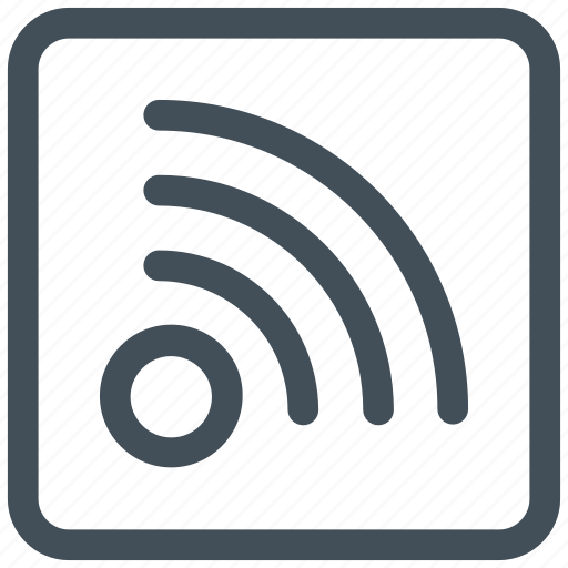 Feed, rss, subscribe icon icon - Download on Iconfinder