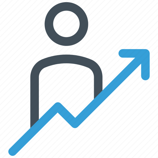 business success, businessman, stairs, up icon icon