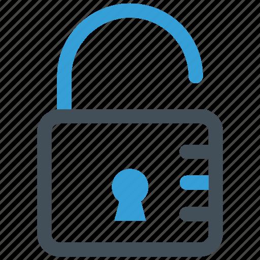 open, unlock, unlocked icon icon