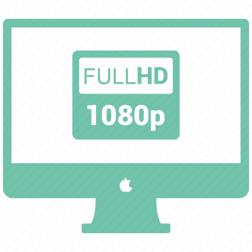 1080, computer, desktop, display, full hd icon
