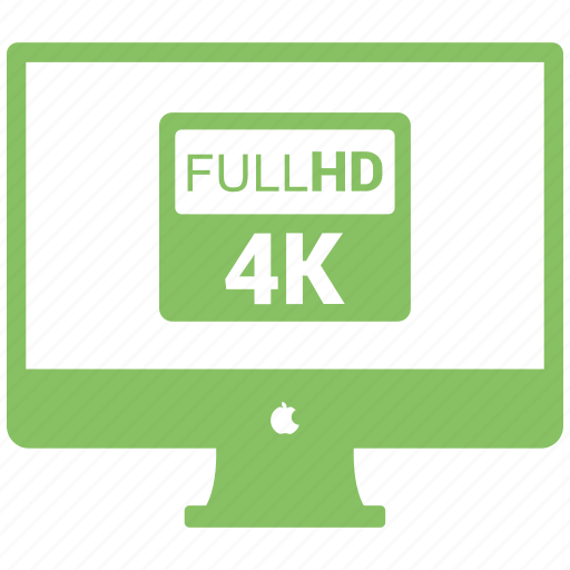 4k, computer, desktop, display, full hd, imac icon