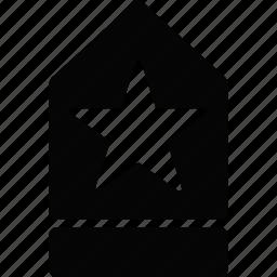 premium, star icon