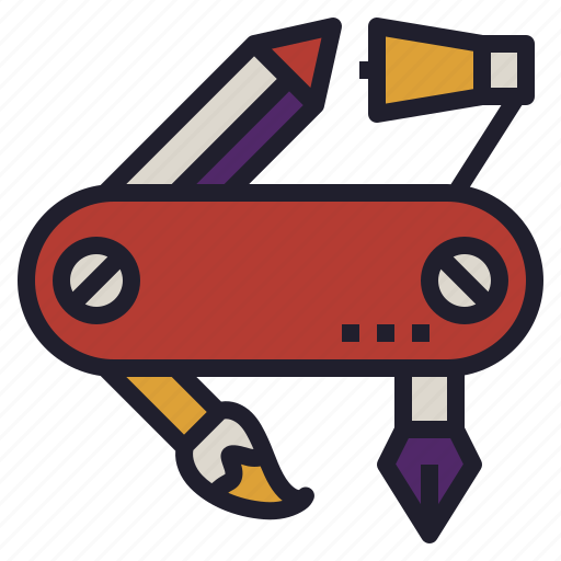 business, multitask, skill, tool, weapon icon