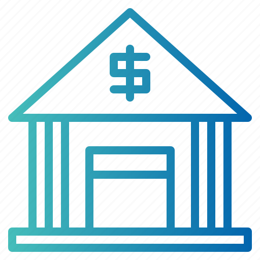 Bank, building, finance, money icon - Download on Iconfinder