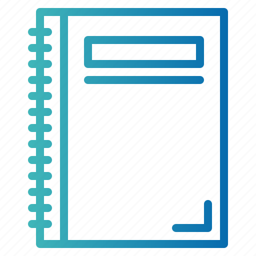 Meeting, notebook, notepad, writing icon - Download on Iconfinder