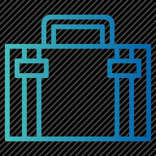 Briefcase, business, portfolio, suitcase icon - Download on Iconfinder