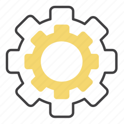 cog, configuration, gear, options, preferences, settings icon