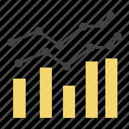 analysis, analytics, chart, diagram, graph, growth, statistics icon