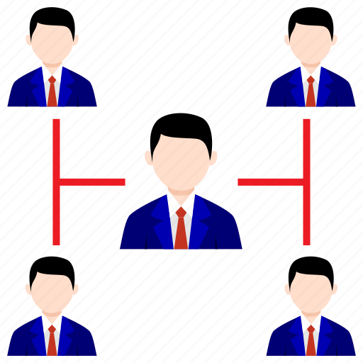 accounting, bussines, man, possision, staff icon