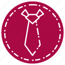 bussiness, necktie, office, tie icon
