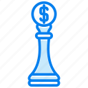 business, chess, planning, seo, strategy icon