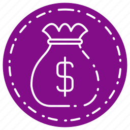 business, cash, currency, money icon