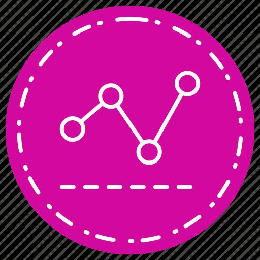 business, chart, performance, statics icon