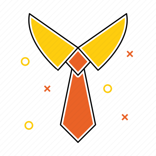accessories, business, clothes, dress, tie icon