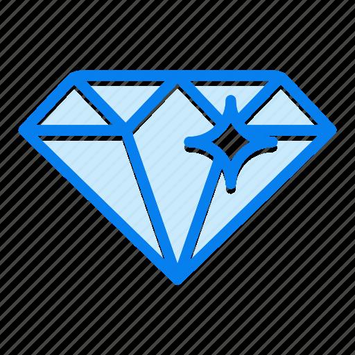 diamond, diamonds, gemstone, jewelry, precious icon