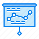 analysis, business, finance, marketing, statics icon