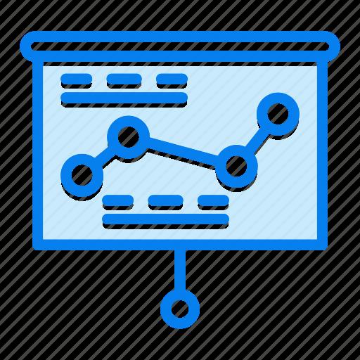 analysis, business, finance, marketing, statics icon