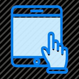 device, ipad, medicine, tablet, technology icon