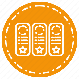 archive, archives, document, folder, format icon