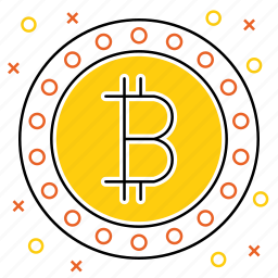 bitcoin, cash, coin, currency, finance, money icon