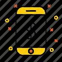 call, communication, mobile, phone, smart, smartphone, telephone icon