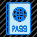 pass, identification, identity, passport, tourism, travel