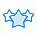 favorite, rating, star, stars icon