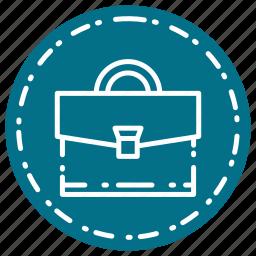 briefcase, business, case, finance, marketing icon
