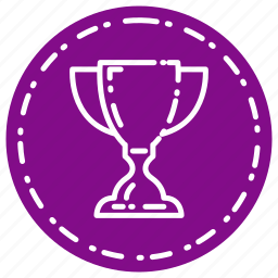business, cup, finance, marketing, trophy icon